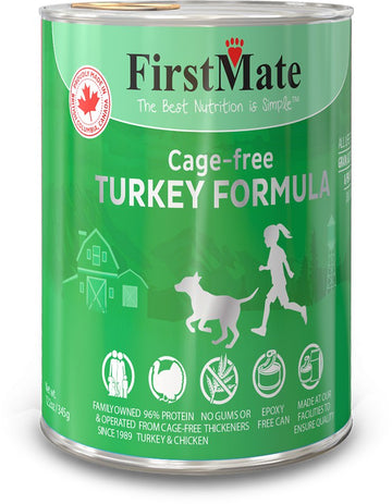 FirstMate - Grain Free - Cage Free Turkey