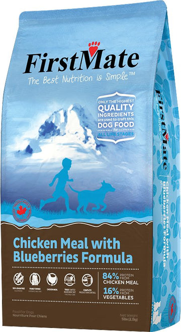 FirstMate - Grain Free - Chicken & Blueberries