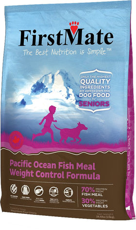 FirstMate - Grain Free - Ocean Fish Senior & Weight Control