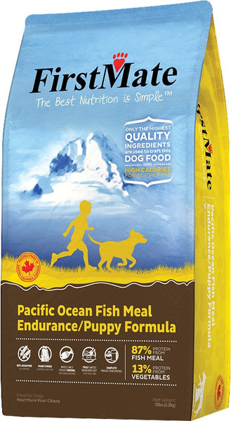 FirstMate - Grain Free - Pacific Ocean Fish - Puppy - ARMOR THE POOCH