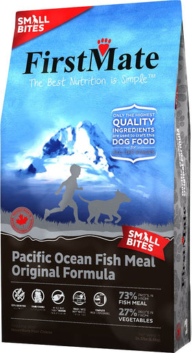 FirstMate - Grain Free - Pacific Ocean Fish Original Small Bites