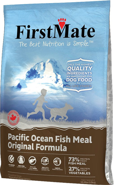 FirstMate - Grain Free - Pacific Ocean Fish Original - ARMOR THE POOCH™