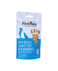 FirstMate - Grain Free - Wild Pacific Caught Fish & Blueberries Treats