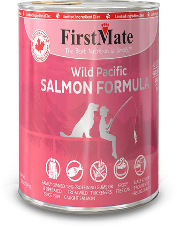 FirstMate - Grain Free - Wild Salmon