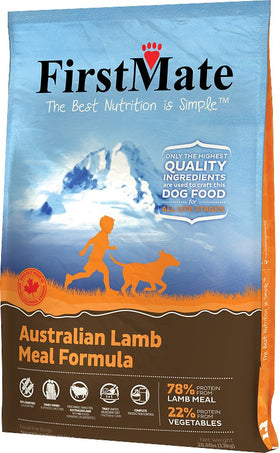 FirstMate - Grain Free - Australian Lamb