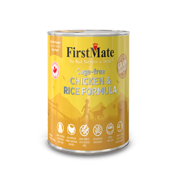 FirstMate - Grain Friendly - Cage-free Chicken & Rice