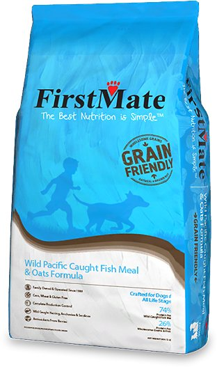 FirstMate - Grain Friendly - Wild Pacific Caught Fish & Oats