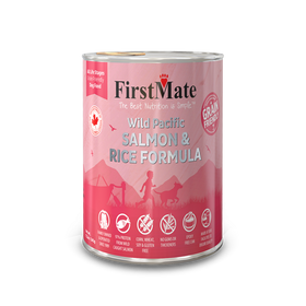 FirstMate - Grain Friendly - Wild Pacific Salmon & Rice