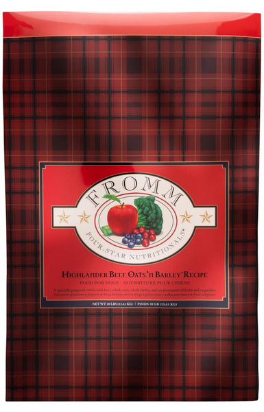 Fromm - Highlander Beef (Dry Dog Food)