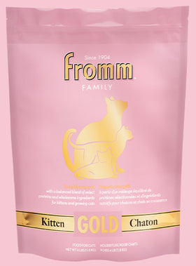 Fromm - Kitten Gold (Dry Cat Food)