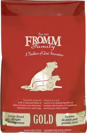 Fromm - Large Breed Weight Management Gold (Dry Dog Food)