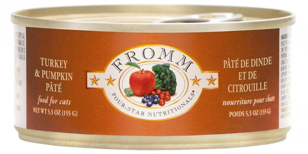 Fromm - Turkey & Pumpkin Pâté (Wet Cat Food)