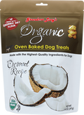 Grandma Lucy's - Organic Coconut Oven Baked Dog Treats