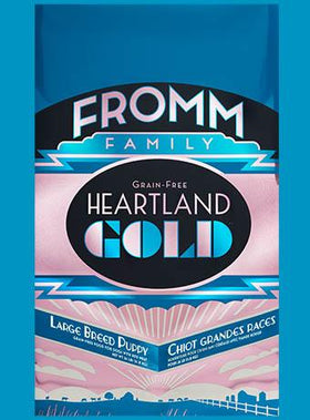Fromm - Heartland Gold Large Breed Puppy (Dry Dog Food)