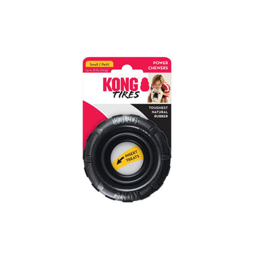 KONG - Extreme Tires Dog Toy (Black)