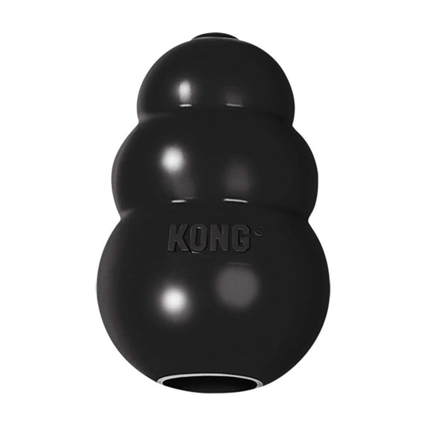 KONG - Classic Extreme Dog Toy (Black) - ARMOR THE POOCH