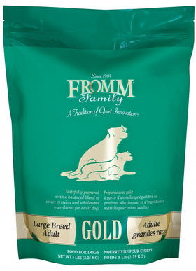 Fromm - Large Breed Adult Gold (Dry Dog Food)