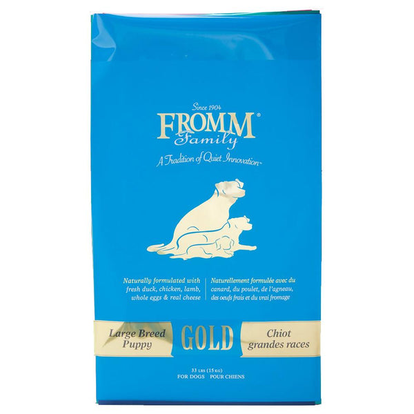 Fromm - Large Breed Puppy Gold (Dry Dog Food) - ARMOR THE POOCH