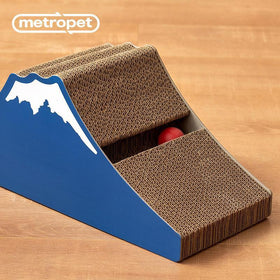 METROPET - Cat Scratcher - Fuji Yama, Ball Type