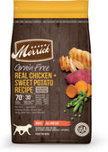 Merrick - Grain-Free Chicken + Sweet Potato Recipe (Adult Dry Dog Food)