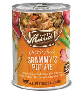 Merrick - Grain-Free Grammy's Pot Pie (Wet Dog Food)