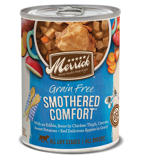 Merrick - Grain-Free Smothered Comfort (Wet Dog Food)