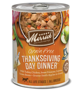 Merrick - Grain-Free Thanksgiving Day Dinner (Wet Dog Food)