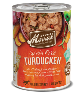 Merrick - Grain-Free Turducken (Wet Dog Food)
