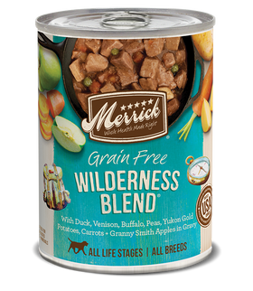 Merrick - Grain-Free Wilderness Blend (Wet Dog Food)