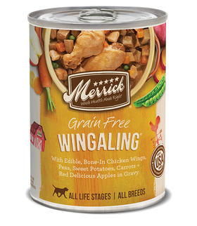 Merrick - Grain-Free Wingaling (Wet Dog Food)