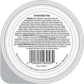 Merrick - Lil' Plates Grain Free Itsy Bitsy Beef Stew (Wet Dog Food)