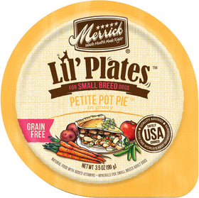 Merrick - Lil' Plates Grain Free Variety Pack Itsy Bitsy Beef Stew(Wet Dog Food)