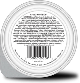 Merrick - Lil' Plates Grain Free Rascally Rabbit Stew (Wet Dog Food)