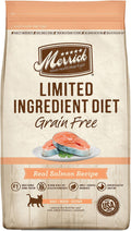 Merrick - Limited Ingredient Diet Real Salmon Recipe (Grain Free Dry Cat Food)