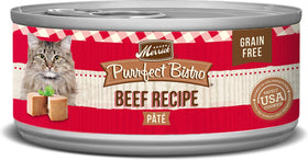 Merrick - Purrfect Bistro Grain Free Beef Pâté (Canned Cat Food)