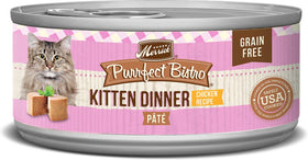Merrick - Purrfect Bistro Grain Free Kitten Dinner Pâté (Canned Cat Food)