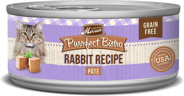 Merrick - Purrfect Bistro Grain Free Rabbit Pâté (Canned Cat Food)