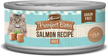 Merrick - Purrfect Bistro Grain Free Salmon Pâté (Canned Cat Food)