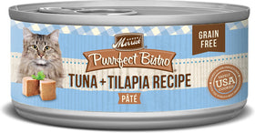 Merrick - Purrfect Bistro Grain Free Tuna & Tilapia Pâté (Canned Cat Food)