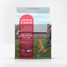 Open Farm - Wild Caught Salmon (Dry Cat Food)