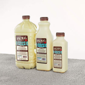 Primal - Original Goat Milk (For Dog & Cat) - Frozen Product