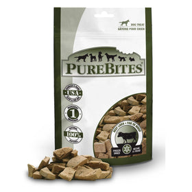 Purebites - Beef Liver Freeze Dried Dog Treats