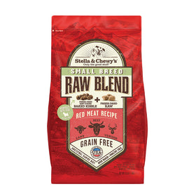 Stella & Chewy's - Red Meat Raw Blend Grain Free Kibble (Small Breeds Adult)