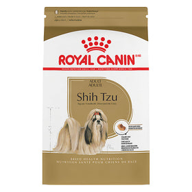 Royal Canin - Breed Health Nutrition - Shih Tzu (Dry Adult Food)