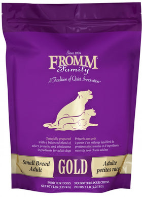 Fromm - Small Breed Adult Gold (Dry Dog Food)