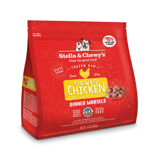 Stella & Chewy's - Chewy's Chicken Frozen Raw Dinner Morsels (For Dogs) - Frozen Product