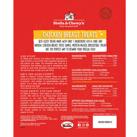 Stella & Chewy's -  Chicken Breast Freeze-Dried Raw (Dog Treats)