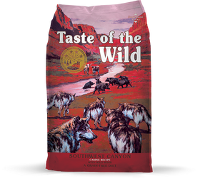 Taste of the Wild - Southwest Canyon with Wild Boar (Dry Grain-Free Dog Food)