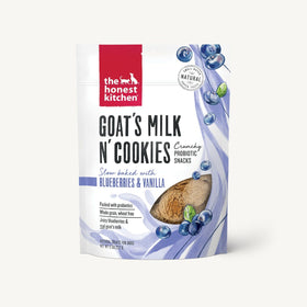 The Honest Kitchen - Goat's Milk N' Cookies - Slow Baked With Blueberries & Vanilla