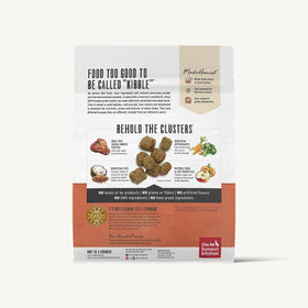 The Honest Kitchen - Whole Food Clusters - Grain Free Beef (Dry Dog Food)
